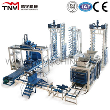 Fully Automatic Block Production Line (Closed Type)