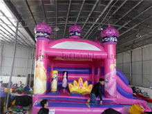 RB1056(4x5m)Inflatable princess Bouncer For Sale
