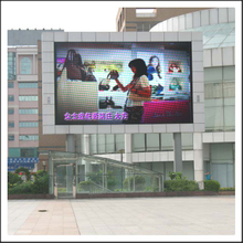 SMD P8mm Outdoor Full Color Digital LED Billboard