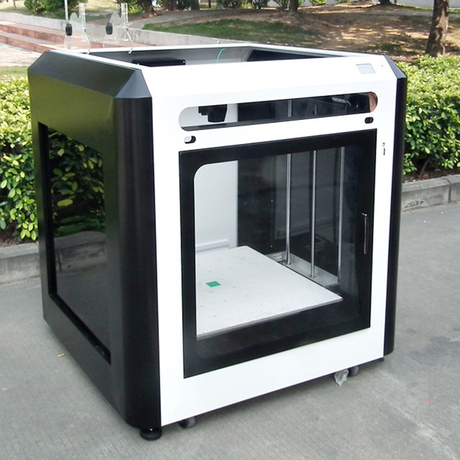 YASIN Aide750 Industrial Level Big Printing Build Volume Size 3D Printer