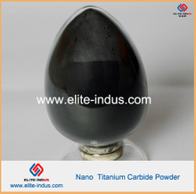 Nano titanium carbide powder