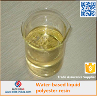 Water based Liquid Polyester Resin
