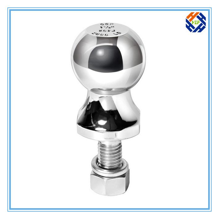 Trailer Ball by Forging CNC Machining Process-4