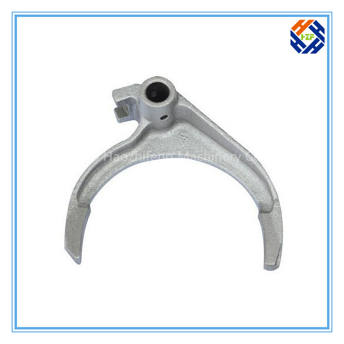 Railway Clip Made by Sand Casting Processing-4