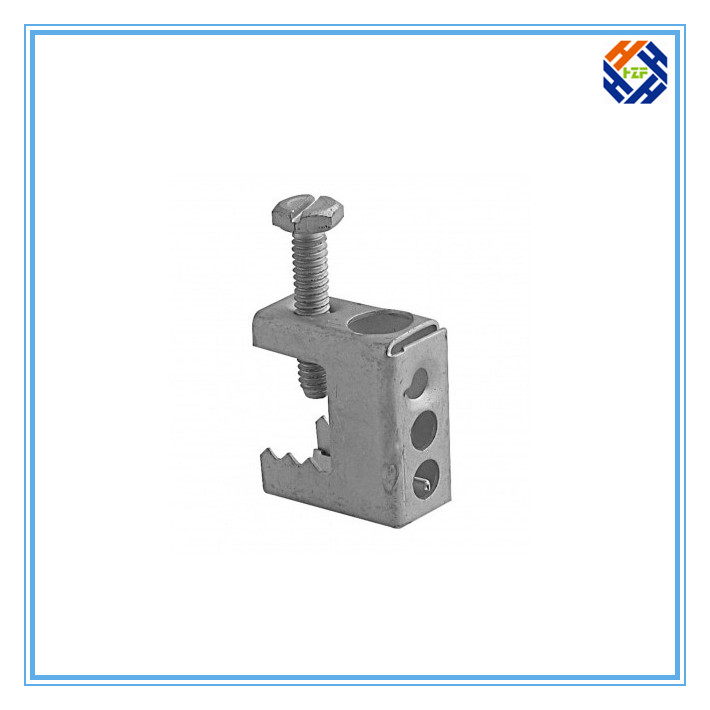 Stainless Steel Casting Beam Clamp for Construction-2