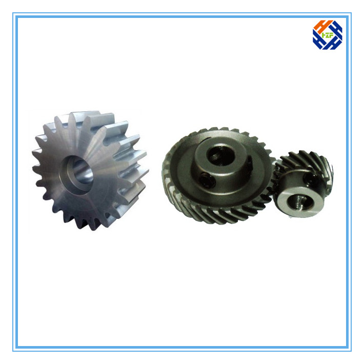 Stainless Steel Wheel Gear by Precision Casting-1