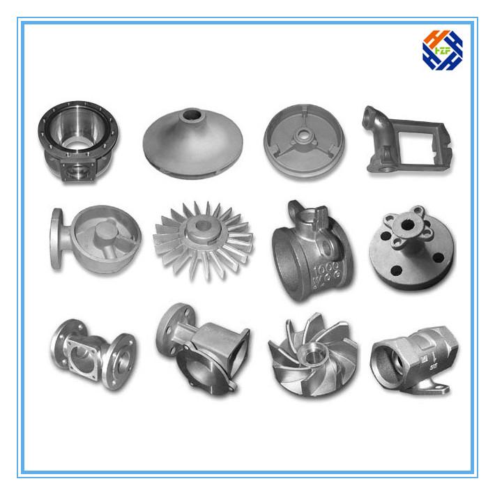 Alloy Steel Precision Casting-5