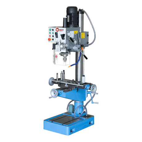 Stand Gear Head Spindle Power Feed Drilling and Milling Machine (BF40P)