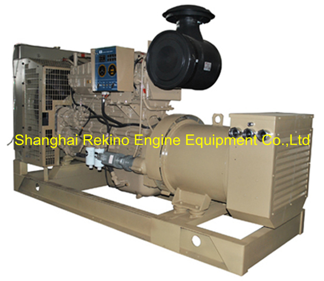 200KW 250KVA 50HZ Cummins emergency generator genset set