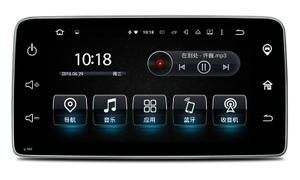 新款安卓系统奔驰Smart影音导航仪