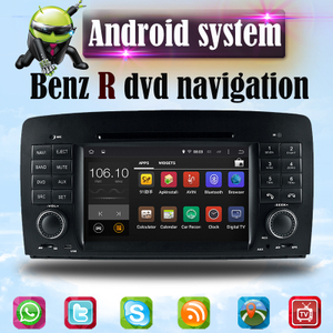 Android Mercedes-Benz R-W251 dvd player