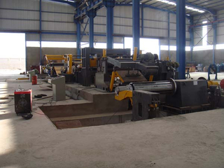 cut to length line machine tools