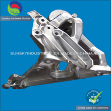 High Precision Polished Complex Structure Aluminum Die Casting Parts (DC26035)