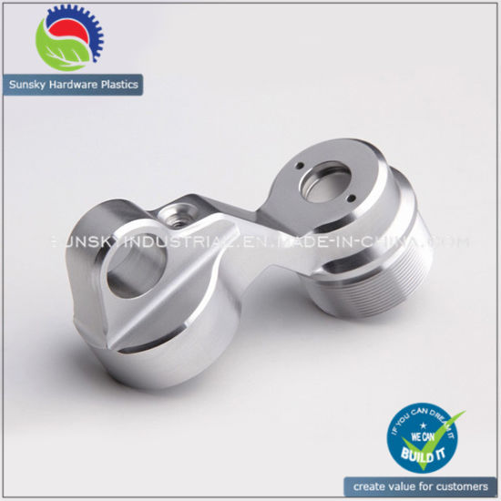 Precision CNC Machining Aluminium Turning Parts for Bike (AL12067)