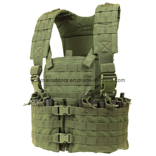 Military Combat Molle Chest Rig Vest