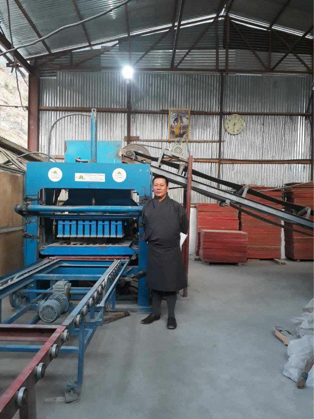 Contact d'agent de ZCJK Bhutan pour contrôler la machine (4)