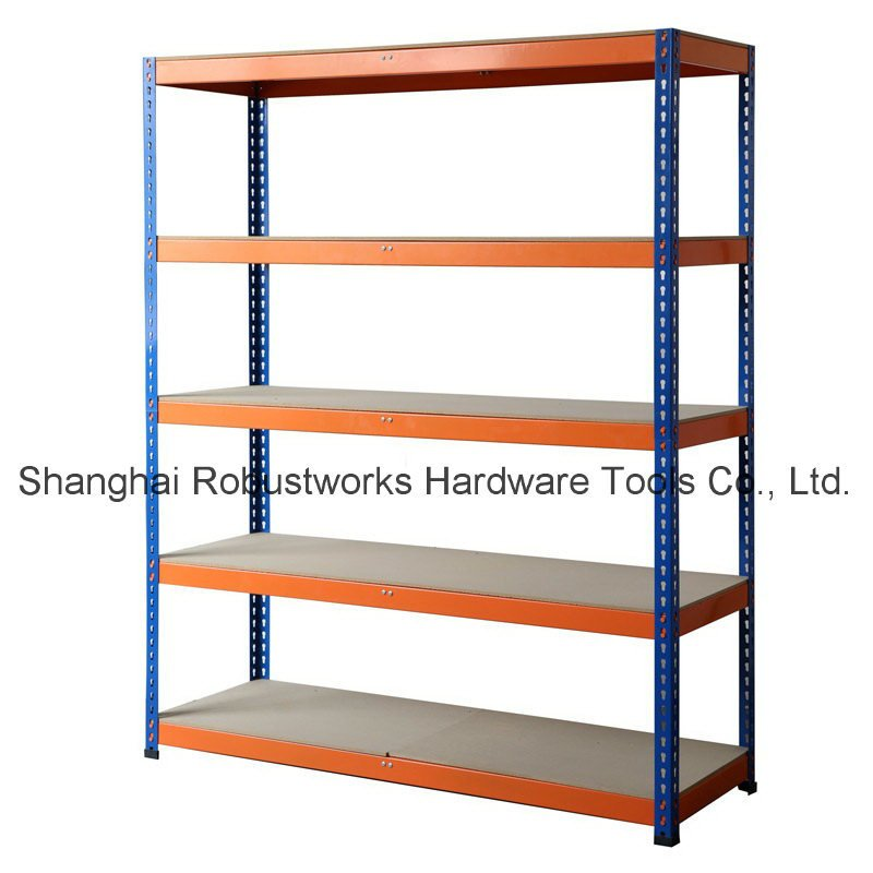 5 Tiers Storage Shelf Steel Rack (8040-100)