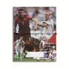 Football star student seyes french lined exercise book glue binding