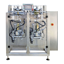 BP240-2 triangle bag packing machine