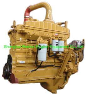 CCEC Cummins NTAA855-C360 construction diesel engine motor (360HP)