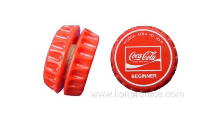 Beverage Cola Promotional Children Gift Yoyo Ball