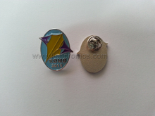 Personalized Design Zinc Alloy Lapel Pin