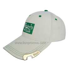 Beer Beverage Promotional Gift Opener Baseball Cap