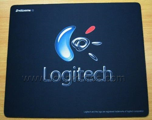 Cheap Events Gift Rubber+Fabric Mouse Pad