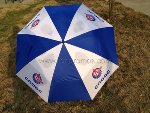 China National Offshore Oil Corporation Logo Golf Umbrella