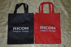 RICOH Green Gifts Recyclable Non Woven Bag