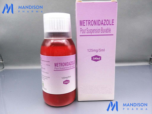 Metronidazole Oral Suspension