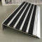 Aluminum Step Tread with Black Carborundum MSSNC-9
