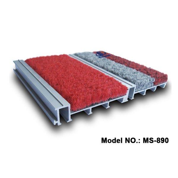 MS-890铝合金防尘地垫