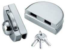 Glass door lock FS-222