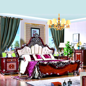 W811A Bedroom Furniture Bed for Home Furniture