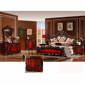 W816 Bedroom Bed for Classic Bedroom Furniture Sets