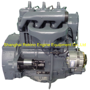 F3L912E Air cooled diesel engine motor (common rail) for construction machinery