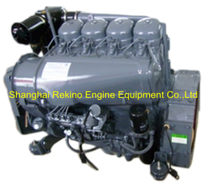 Deutz F4L913 Air cooled diesel engine motor for generator water pump