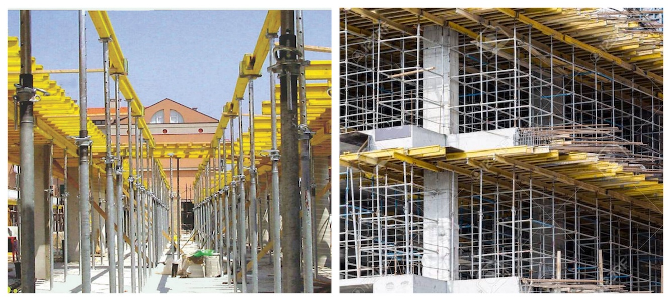 NGM_Horizontal_Beam forming supporting formwork g