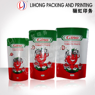Tomato Sauce Standing Pouch