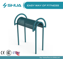 Fashion Outdoor Leisure Fitness Straightened waist rack JLG-18