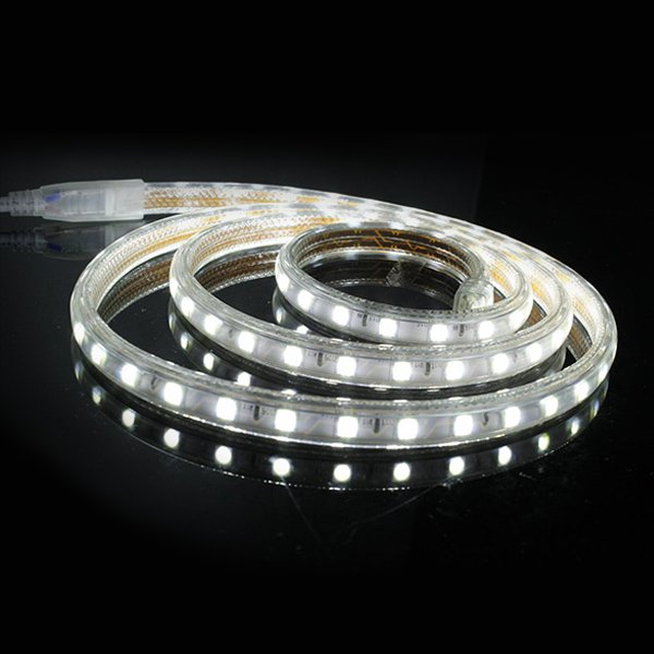 High Voltage SMD5050 60led/m LED Strip Light