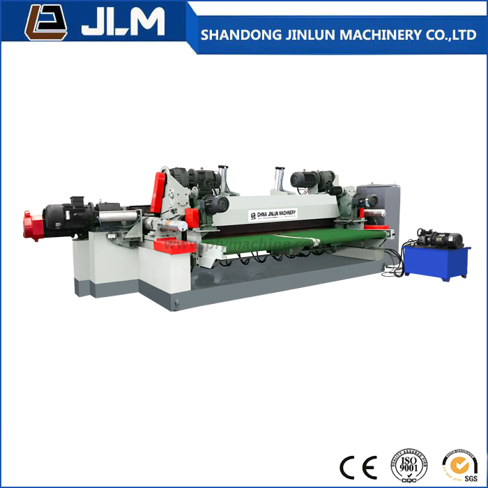 Hydraulic Spindle-less Wood Veneer Peeling Machine