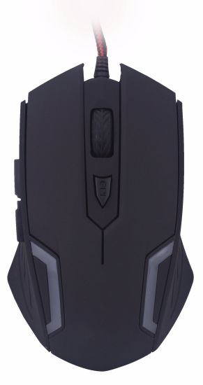 6D Blue Light Gaming Mouse Private Model 2400 Dpi