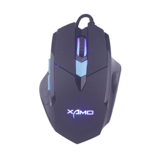 PC Gaming Mouse 6D Button, USB Gaming Mosue Private Design