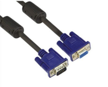 VGA Extension Cable, Male to Female Port
