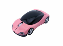 New Wireless Mouse of Car Shape