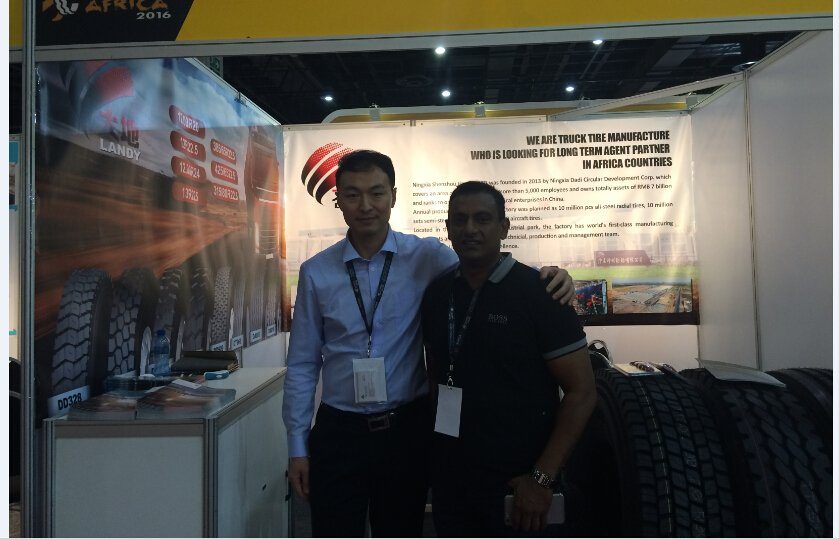 ATS Group In Tyrexpo Africa 2016