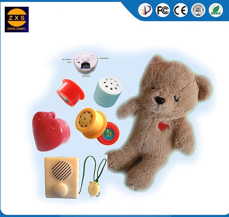 Customized New Type Unique voice recognition module for plush Toys