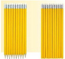 Stripe Hb Pencil